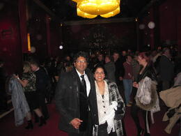 At the Moulin Rouge , Naresh R - February 2011