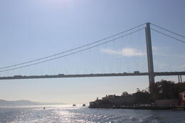Bridge linking Asia and Europe. , Tiny Traveler - October 2013