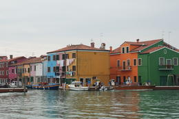 Colorful houses of Burano , Tammy G - November 2013