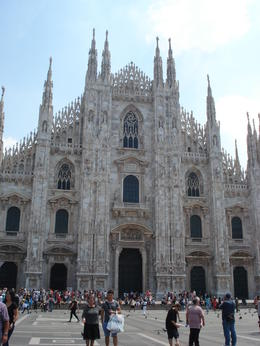 Photo of Milan Skip the Line: Small-Group Milan Walking Tour with da Vinci's 'The Last Supper' Tickets DSC00802