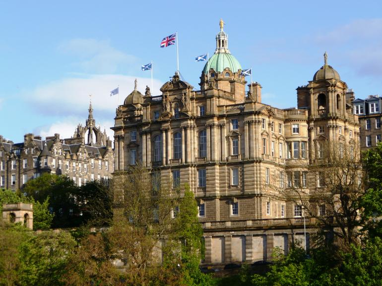 Edinburgh, Bank of Scotland 2 - Edinburgh