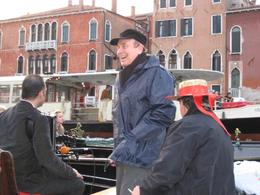 There were 5 gondolas. One had an accordion player and singers. They were very entertaining!, Patricia H - May 2008