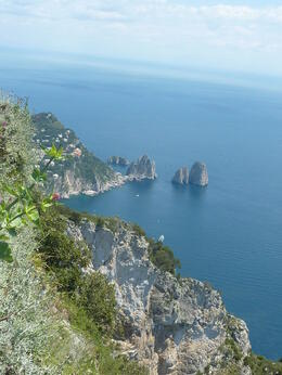 Photo of Rome Capri Day Trip from Rome From the peak