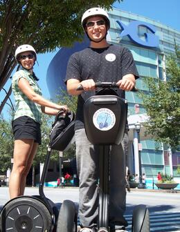 Photo of Atlanta Atlanta Segway Tour Georgia Aquarium