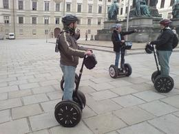 Photo of Vienna Vienna City Segway Day Tour Giving information