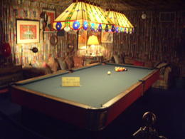 Games room , Tracey C - November 2012