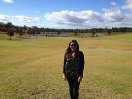 The beautiful Hunter Valley, Cat - December 2013
