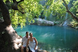 Photo of Antalya Perge, Aspendos and Kursunlu Waterfalls Kursunlu Waterfalls