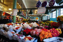 Photo of Seattle Seattle in One Day: Sightseeing Tour including Space Needle and Pike Place Market pikes market