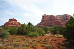 Photo of Phoenix Grand Canyon via Sedona and Navajo Reservation Sedona red rocks