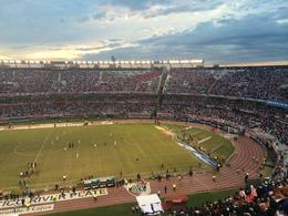 Photo of Buenos Aires Soccer Match in Buenos Aires Stadium
