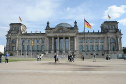 Photo of   The Reichstag