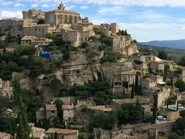 Photo of Aix-en-Provence Luberon Villages Day Trip from Aix-en-Provence This is the City of Gordes in the Southeastern part of France