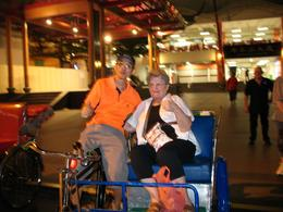 Photo of Singapore Singapore by Night Tour with Dinner along Singapore River Trishaw Ride in Chinatown
