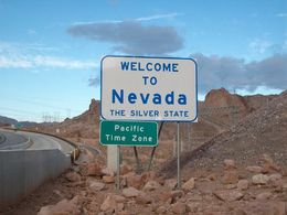 Welcome to Nevada, Gerard M - March 2016