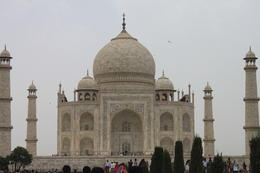 Closer to the Taj - September 2012