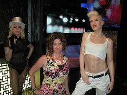 Photo of Las Vegas Madame Tussauds Las Vegas Alesia and Gwen