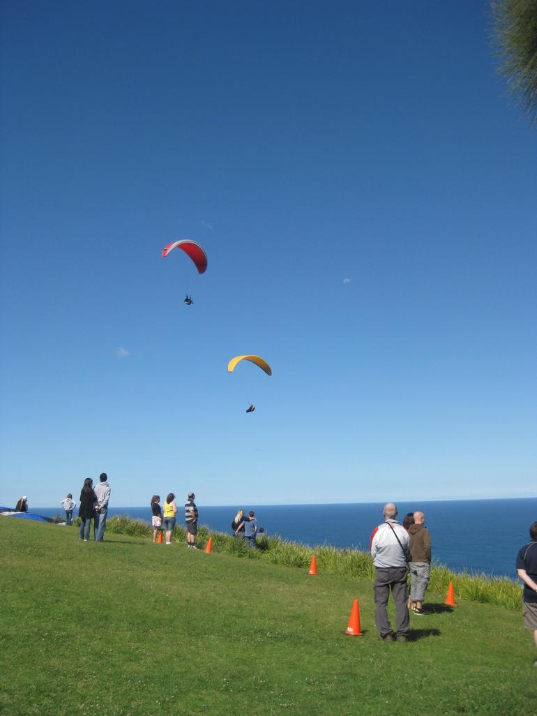 Bald Hill Landing Area -