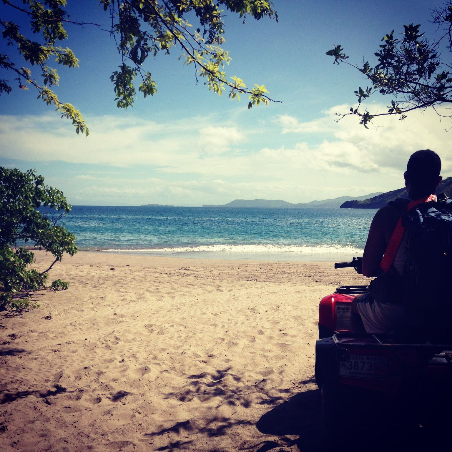 ATV and Snorkel from Playa Flamingo