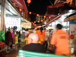 Photo of Singapore Singapore by Night Tour with Dinner along Singapore River Chinatown from the trishaw