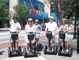 Photo of Atlanta Atlanta Segway Tour CNN Center