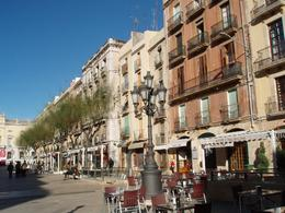 Photo of Barcelona Tarragona and Sitges Small Group Day Trip from Barcelona Courtyard