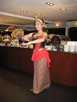 Photo of Bangkok Bangkok Dinner Cruise on the Chao Phraya River Evening Entertainment