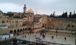 Photo of Tel Aviv Highlights of Israel Day Trip from Tel Aviv: Jerusalem and the Dead Sea Jerusalem Western/Wailing Wall