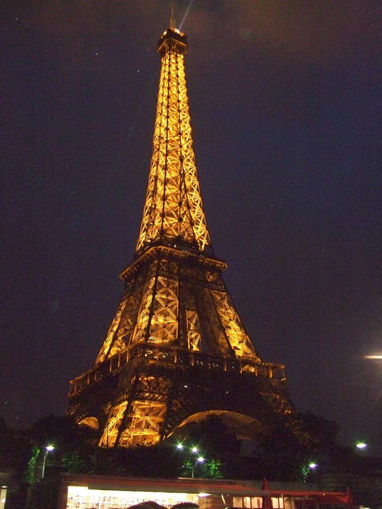 My Eiffel Tower picture - Paris