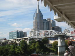 Photo of Nashville Nashville Showboat Lunch or Dinner Cruise Nashville Cityscape from the  and quot;Andrew Jackson and quot; river cruise boat