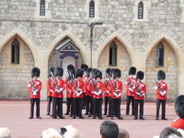 Windsor Castle Changing of The Guard , Dianne S - September 2012