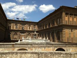 Pitti Palace , Corrie S - August 2013