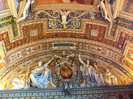 Amazing ceilings, my neck was sore for constantly staring up at the fantastic scenes everywhere , Kerrie S - May 2014