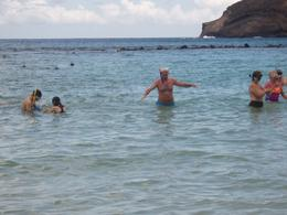 Photo of Oahu Hanauma Bay Snorkeling Adventure Half-Day Tour The Man from the Lagoon