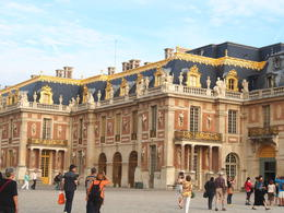 Photo of Paris Giverny and Versailles Small Group Day Trip from Paris THE PALACE OF VERSAILLES.