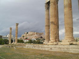 Photo of   THE TEMPLE AND THE ACROPOLIS