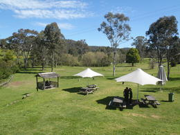 Photo of Sydney Hunter Valley Wine Tasting Day Tour from Sydney The Wollombi Valley
