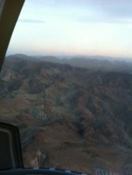 Photo of Las Vegas Vegas Strip and Hoover Dam Twilight Helicopter Tour View from Helicopter