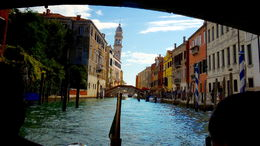 You get an excellent impression of Venice , C S - October 2015