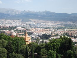 Looking down over Granada was absolutely breathtaking. , Neal P - July 2015