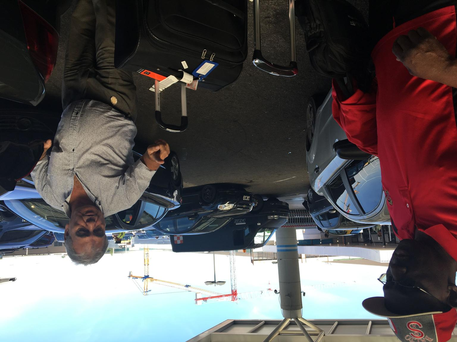 Buenos Aires International Airport Private Arrival Transfer