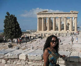 Parthenon , Bermudajac - October 2012