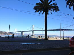 Photo of San Francisco San Francisco Hop-on Hop-off Tour Bay Bridge - San Francisco