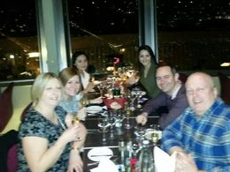 Photo of Berlin Skip the Line: Dinner atop the Berlin TV Tower birthday dinner at the Spere
