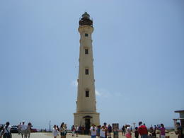 Lighthouse in Aruba, Katiemo - August 2014
