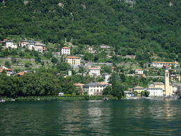 George Clooney's House by the Lake Como. , Alicja M - July 2011