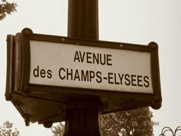 You have to visit the Champs-Elysse Avenue, even if you only window shop. It is such a beautiful street. , AnonymousJack - May 2011