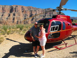 Photo of Las Vegas Grand Canyon All American Helicopter Tour DSCF1260