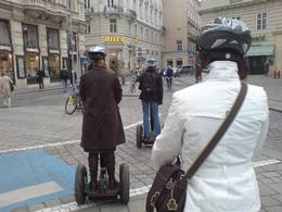 Photo of Vienna Vienna City Segway Day Tour Following the Guide