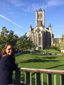 Ghent such an amazing city. Loved it! , Franciele A - October 2015